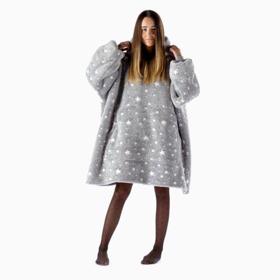 NOXNOX Hoodie Blanket